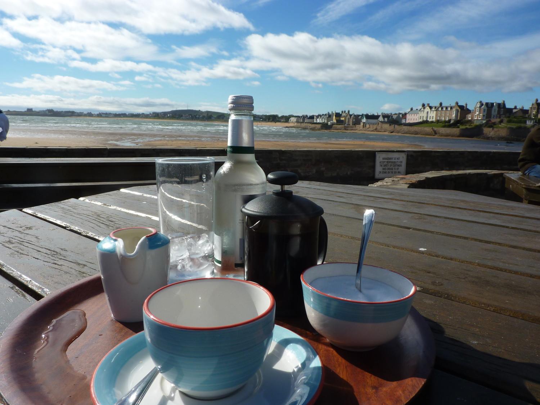 Kaffee(haus)kultur In Schottland
