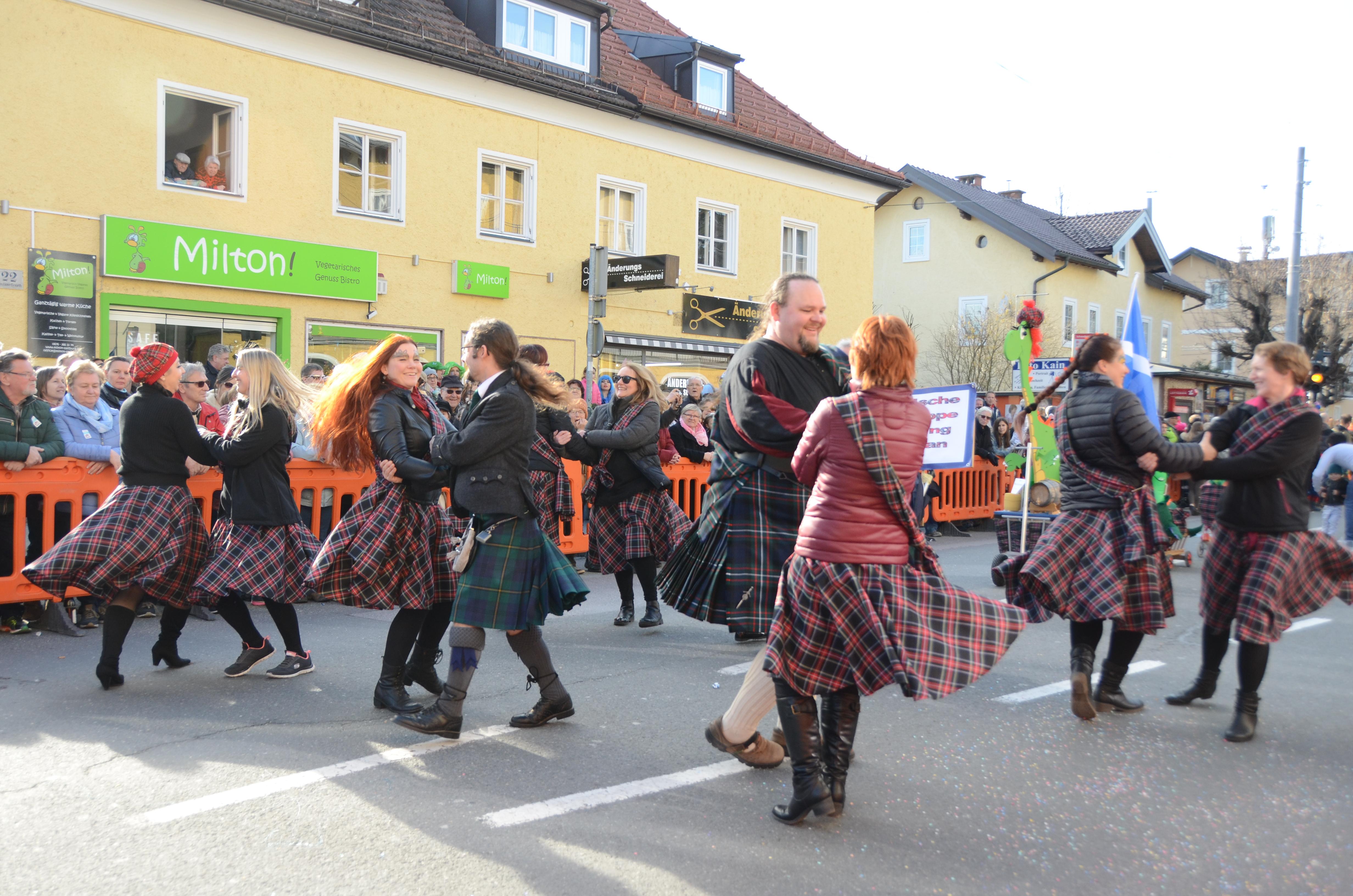 Schottische Tänze Und Ihre Geschichte