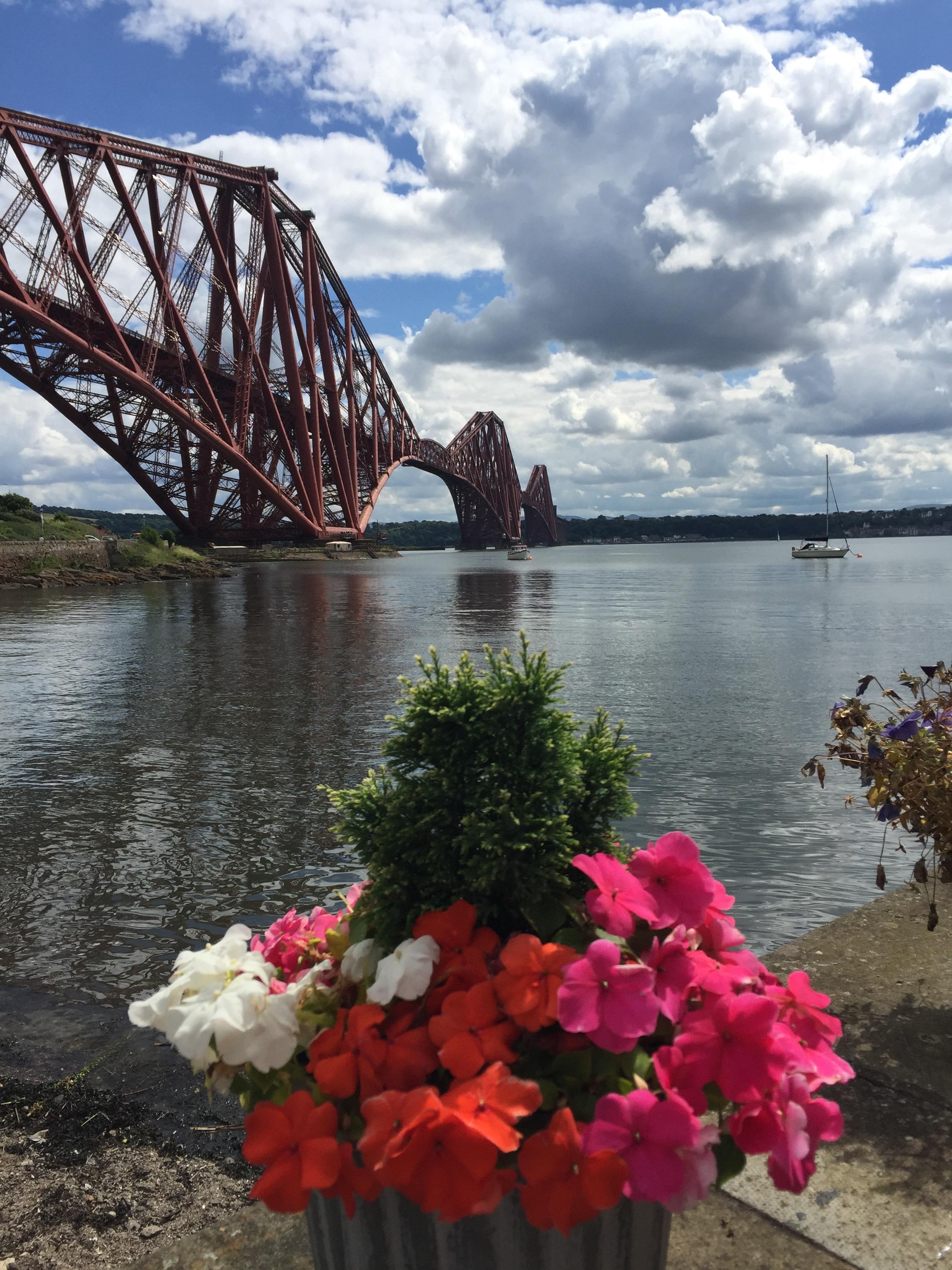 Rundum Den Firth Of Forth – Teil 3: Die Brücken