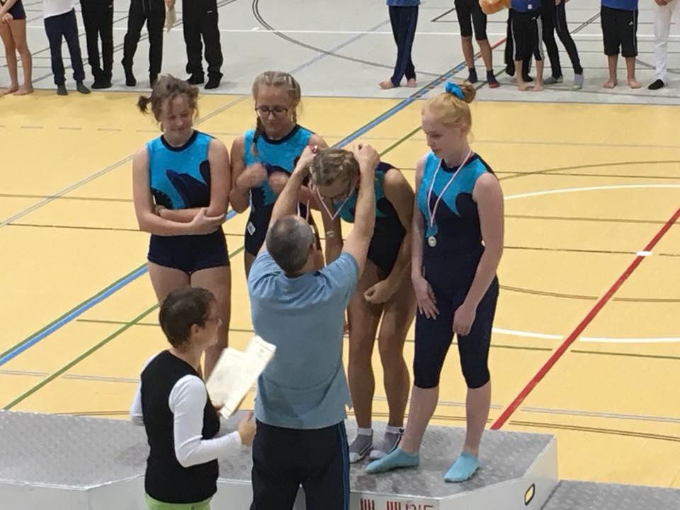 Tolle Leistungen Unsere Turnerinnen Und Gymnastinnen