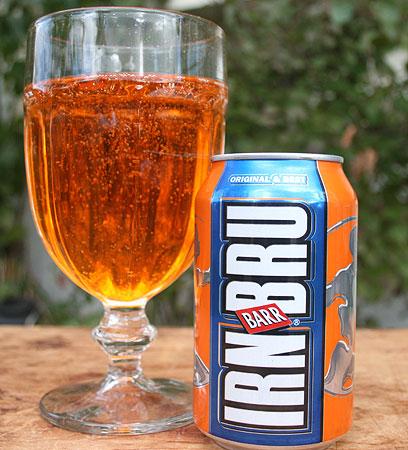 Irn-Bru – Das Zweite Schottische Nationalgetränk