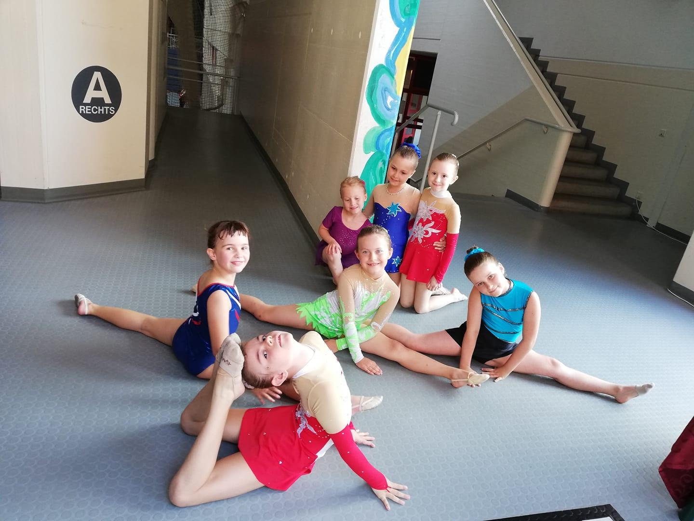 Wettkampfergebnisse Turnerinnen Und Gymnastinnen