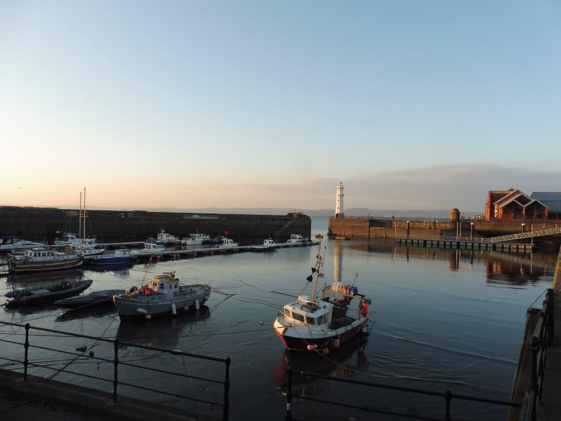 Edinburgh Abseits Der Touristenmassen