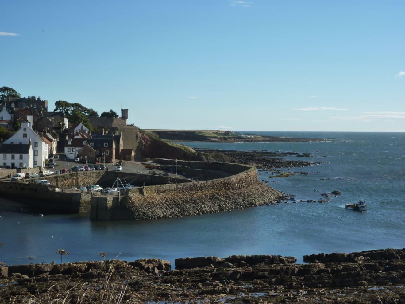 Raus Ans Meer – Der Fife Coastal Path