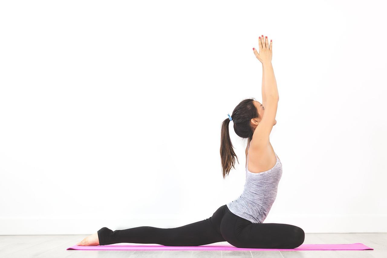 Neu Im Verein: Yoga Ab 14.09.