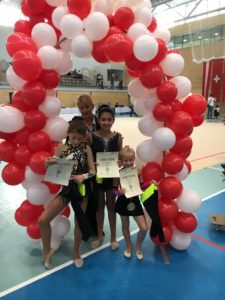 Sissi-Cup Rhythmische Gymnastik