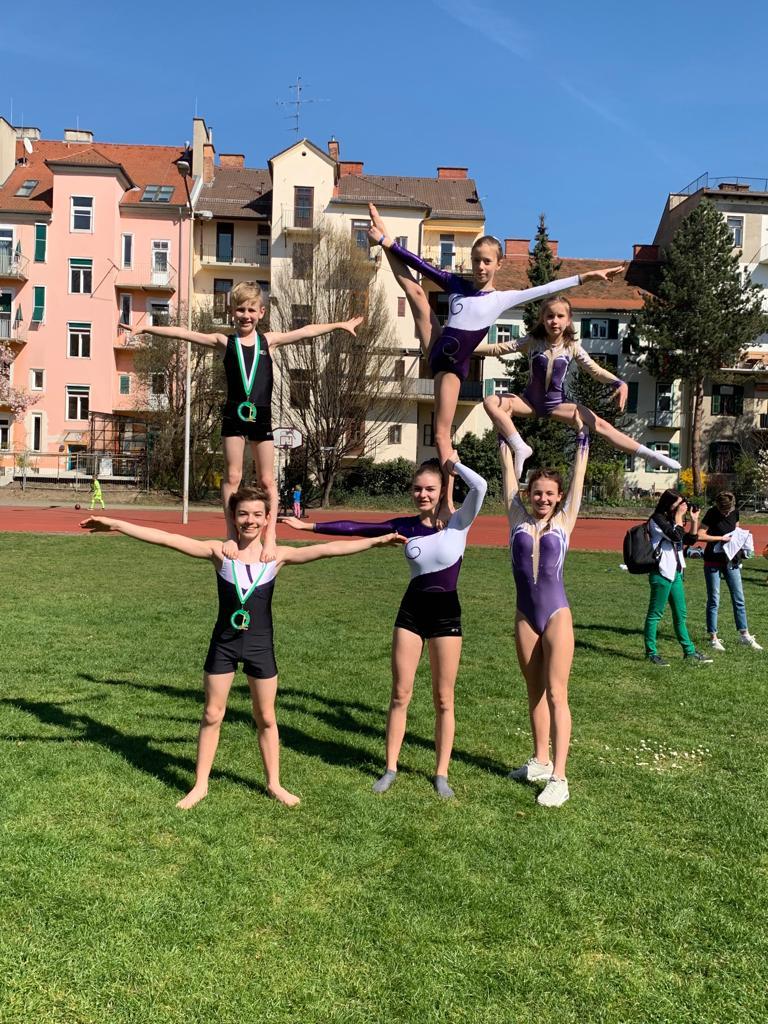 Sportakrobatik Graz