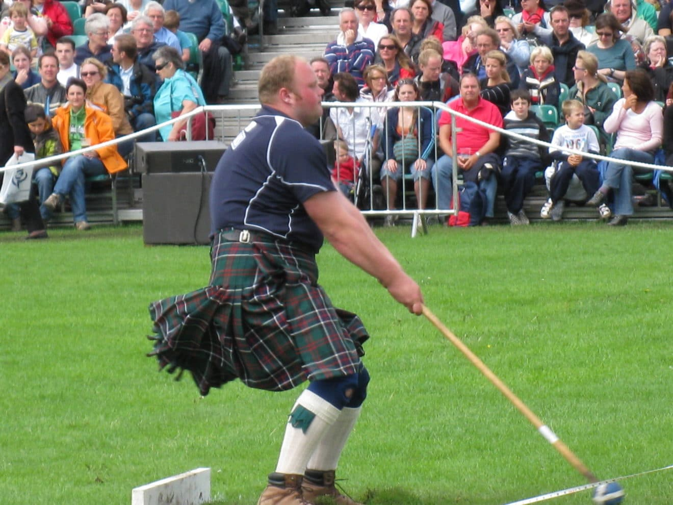 Faszination Highland Games