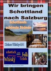 Schottland Zeitschrift 13 Titel