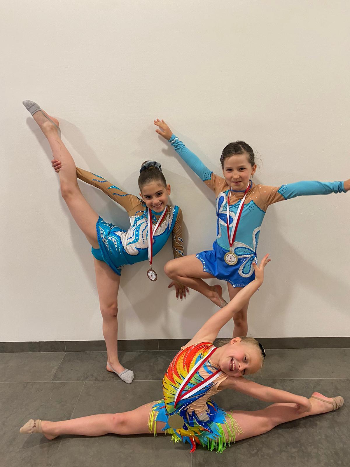 Ergebnisse Landesmeisterschaft Rhythmmische Gymnastik